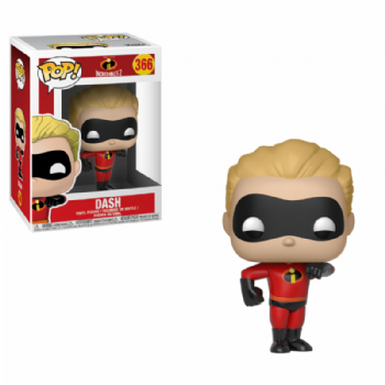 Pre-Order Funko Pop! Vinyl Disney The Incredibles 2: Dash Figure